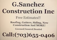 Roof repair Manassas Park