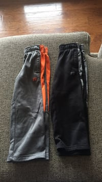 two gray and black pants Maryville, 37804