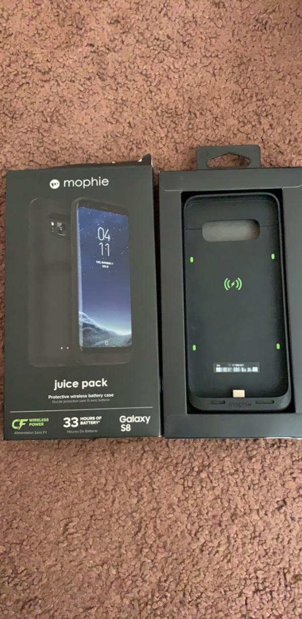 best service a4715 94a9f Samsung galaxy s8 mophie juice pack