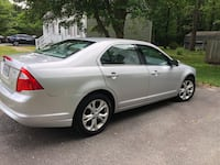 2012 Ford Fusion I-4 S Henrico