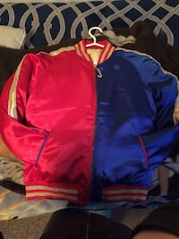 BRAND NEW never worn Harley Quinn jacket with 2 outside pockets and one inside pocket Cambridge, N1R 5C9