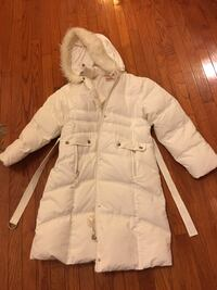 baby's white bubble jacket Fairfax, 22033