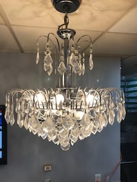 13 chandelier each for $25 and comes with 7 energy efficiency bulbs  Richmond Hill, L4C 5L3