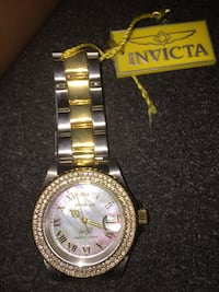 Invicta watch  Toronto, M5P 3N3