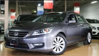 2013 Honda Accord EX-L | LEATHER | SUNROOF | ONE OWNER  Vaughan