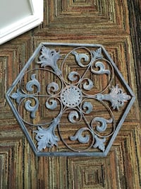 Distressed Style Metal Wall Art Roseville, 95747