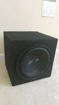 "Alpine 10"" Bass Subwoofer - Really Bumps! Arlington, 22203"