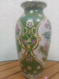 Hand painted vase Port Saint Lucie, 34952