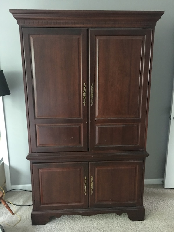 Used Tv cabinet/armoire for sale in Raleigh - letgo