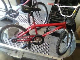 New KIDS BIKE 21- 25 INCH ADJUSTABLE