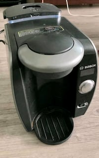 Bosch Tassimo Coffee Maker!