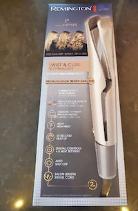 Remington 1 Inch Multi-Styler Twists and Curls Technology, Color Care Toronto, M5V 2Y1