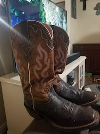 Ariat boots size 6.5 San Angelo