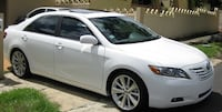 new brakes2008 Toyota Camry