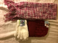 Winter accessories lot...all BRAND NEW!...see details below...Buy as a lot or split for listed prices below  North Vancouver, V7M 1C9