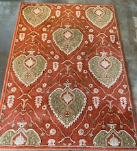 Rug from india