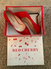 Red Cherry High Heels Gwynn Oak, 21207