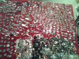 sewing machine parts over 30,000$ worth for deal!