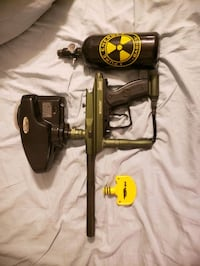 Paintball gun with tank Maumelle, 72113