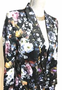 New With Tags! - H&M Satin Floral Blazer - $59 Value! Toronto