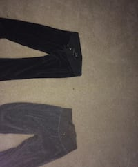black and grey sweats 5$ each