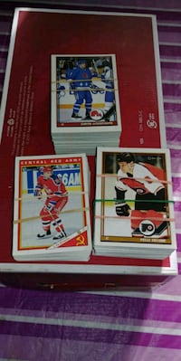Hockey/Football/Baseball Cards Lot