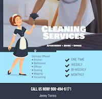 Cleaning Services Linden