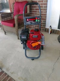 2700 psi gas pressure washer Fayetteville