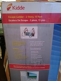 Fire Escape Emergency Ladder - 2 story/13 ft Columbus, 43205