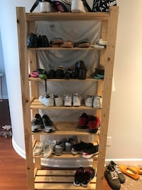 wooden shelf Burnaby, V3N 4V2