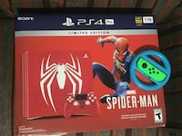 Ps4 pro spideman edition Bizkaia, 48910