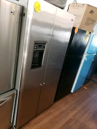 GE PROFILE COUNTER DEPTH REFRIGERATOR  Long Beach, 90815