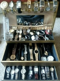 Lady's watch collection  Eugene, 97405