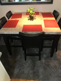 Dining set 7 piece Arlington, 22204