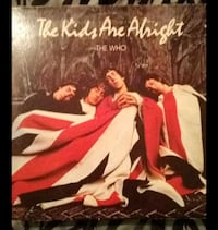The who the kids are alright 2lp set Johnson City, 37601