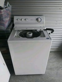 white top-load clothes washer 87 mi