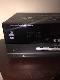 Harman Kardon AVR 125 5.1 channel sound Home Theatre Receiver New York, 11237