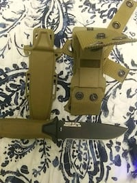 Survival knife  Abbotsford