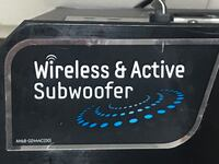 Samsung PS-WH750 Wireless Active Subwoofer Only - Black  New Carrollton, 20784