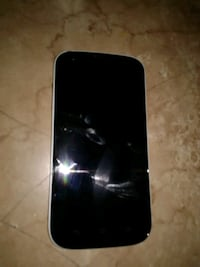 black iPhone 4 with black case