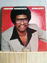 Sunlight LP by Herbie Hancock excellent condition
