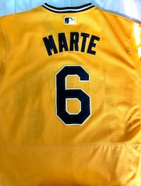 Starling Marte Pirates Jersey Pittsburgh, 15211