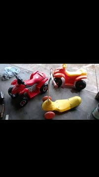 3 6volt kids toys Redlands