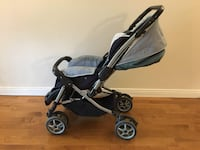 baby's black and gray stroller TORONTO