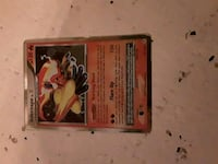 red and black Pokemon trading card Wilmington, 19805