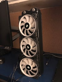 Thermaltake Pacific 420. NEW. Never Used.  Rockville, 20853