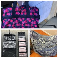 assorted bags for $20