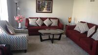 Sofa Set with coffee & side tables Springfield, 22153