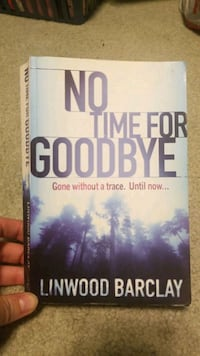 No Time for Goodbye book Glencoe, 55336
