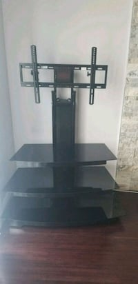 TV Stand with 3 tier glass shelves  Brampton